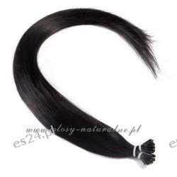 Pasemka włosy 100% Naturalne 53cm
