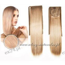 Doczepiane włosy Naturalne Kucyk Kitka 47cm