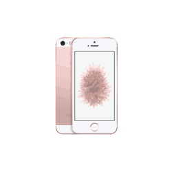 Apple iPhone SE 64GB różowe złoto
