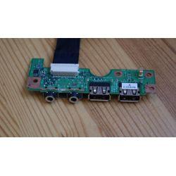 Gniazdo Audio USB HP EiteBook 8530P / MK1589