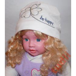 Pupill Lucky G1303 czapka dziecięca  52-54 cm