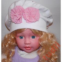Pupill Iskierka G1313 czapka dziecięca  50-52 cm