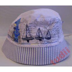 Jamiks Salwador G1657 czapka kapelusz lato 50 cm