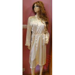 Femme Fatale M9057 szlafrok satynowy  damski  M