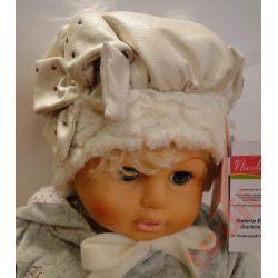Pupill Jagoda G3743  czapka dziecięca  50-52