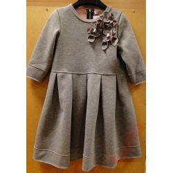 Viwa X5295 elegancka sukienka  dziewczęca 128 cm