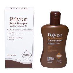 Polytar szampon 150 ml.