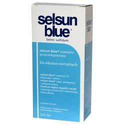 Selsun blue szampon przeciwłupieżowy włosy normalne 125 ml. Zdrowie i Uroda
