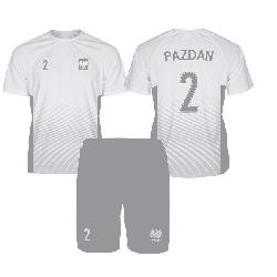 PAZDAN  STRÓJ  EURO 2016 ROZMIAR 134