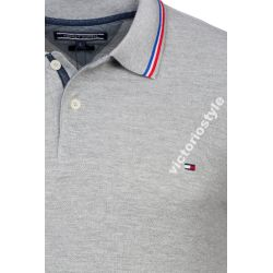 Tommy Hilfiger  Koszulka Polo Szara - M