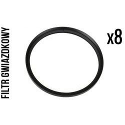 Filtr gwiazdkowy ośmioramienny STAR x8 55mm W-wa