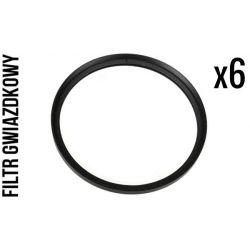 Filtr gwiazdkowy sześcioramienny STAR x6 62mm W-wa