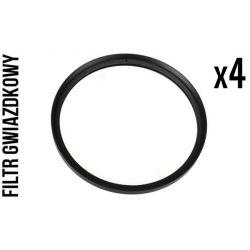 Filtr gwiazdkowy czteroramienny STAR x4 58mm W-wa