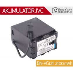 Akumulator BN-VG121 z kablem 2100mAh Lithium-Ion