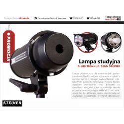 Profesjonalna lampa studyjna A-300 300ws L.P. 56GN