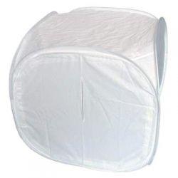 Namiot bezcieniowy sześcian 30cm + 4 tła Waw