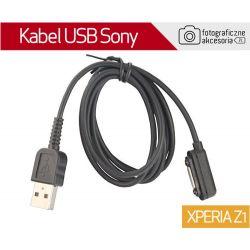 Kabel magnetyczny USB SONY XPERIA Z1 bezstykowy