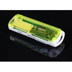 Uniwersalny czytnik zewnętrzny USB 2.0