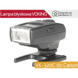 Lampa błyskowa VOKING VK-320C do Canon