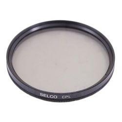 Filtr polaryzacyjny kołowy 55mm SELCO CPL W-wa