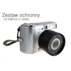 OLYMPUS C-5060 Zestaw ochronny do Aparatu | W-wa