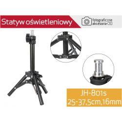 Statyw studyjny oświetleniowy JH-801S 25-37,5 cm