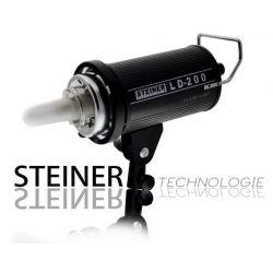 Profesjonalna lampa studyjna LD-200 200ws L.P 42GN