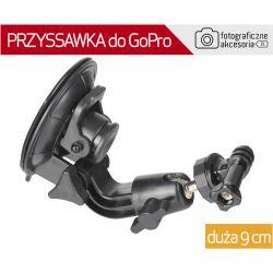 Statyw PRZYSSAWKA duża 9cm do GoPro (GP70) W-wa