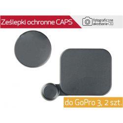 2x DEKIELKI ochronne CAPS do GoPro HERO 3 (GP86)