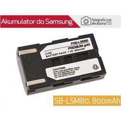 AKUMULATOR SB-LSM80 800mAh do Samsung Wwa