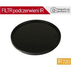 FILTR PODCZERWIENI INFRARED IR IR720 58mm 58 W-wa