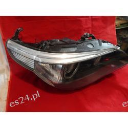 BMW5 e60 e61 lampy xenon - naprawa i regeneracja