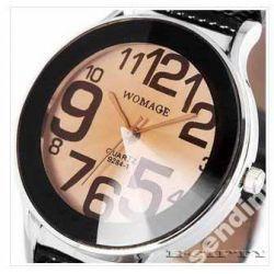 DESIGNERSKI s Zegarek WOMAGE Geneva PROMOCJA lll