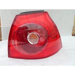 VW GOLF 5 PRAWA LAMPA TYŁ KOMPLETNA Lampy przednie