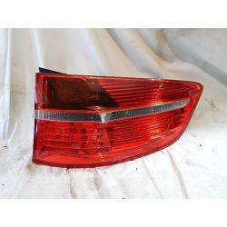 BMW X6 PRAWA LAMPA TYŁ ORYGINAŁ Lampy przednie