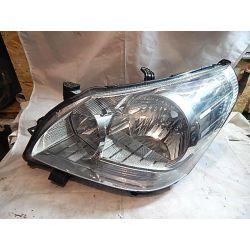 TOYOTA VERSO LEWA LAMPA PRZÓD 2008-12 Lampy przednie