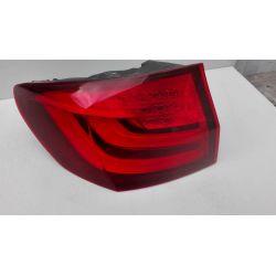 BMW F11 LEWA LAMPA TYŁ ORYGINAŁ Lampy przednie