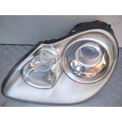 PORSCHE CAYENNE LEWA LAMPA BI-XENON PRZÓD Lampy przednie