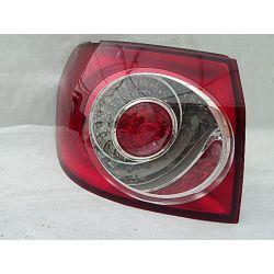 VW GOLF 5 PLUS LEWA LAMPA TYŁ LED Lampy przednie