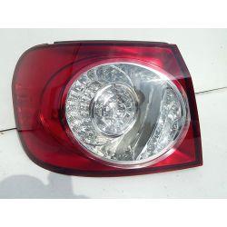 VW GOLF PLUS LEWA LAMPA TYŁ 100% SPRAWNA Lampy tylne