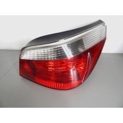 BMW V E60 PRAWA LAMPA TYŁ  Lampy przednie