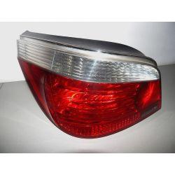 BMW V E60 LEWA LAMPA TYŁ