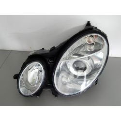 MERCEDES E-KLASA W211 LEWA LAMPA BI-XENON PRZÓD Lampy przednie