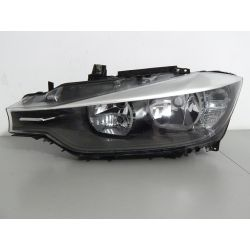 BMW 3 F30 LEWA LAMPA PRZÓD Lampy przednie
