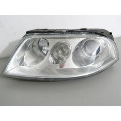 VW PASSAT B5 LIFT LEWA LAMPA BI-XENON PRZÓD Lampy przednie