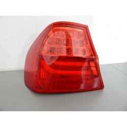 BMW E90 SEDAN LEWA LAMPA TYŁ LED