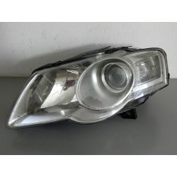 VW PASSAT B6 LEWA LAMPA PRZÓD Lampy przednie