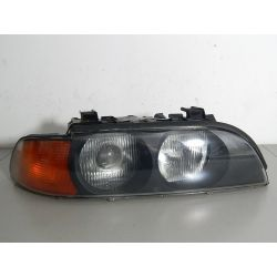 BMW E39 PRAWA LAMPA SOCZEWKOWA PRZÓD Lampy przednie