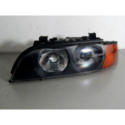 BMW E39 LEWA LAMPA PRZÓD SOCZEWKA Lampy przednie