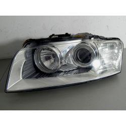 AUDI A8 D3 LEWA LAMPA BI-XENON NIESKRĘTNA Lampy tylne